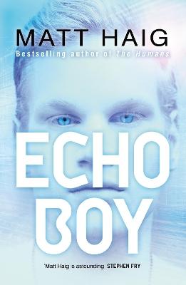 Echo Boy book