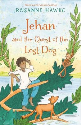 Jehan and the Quest of the Lost Dog book