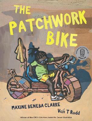 Patchwork Bike book