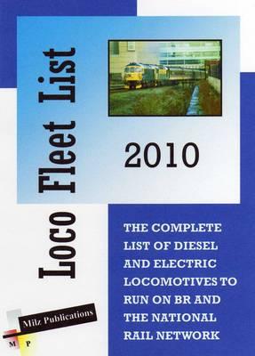 Loco Fleet List by Lee Miller