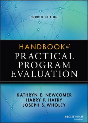 Handbook of Practical Program Evaluation book