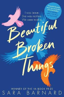 Beautiful Broken Things by Sara Barnard
