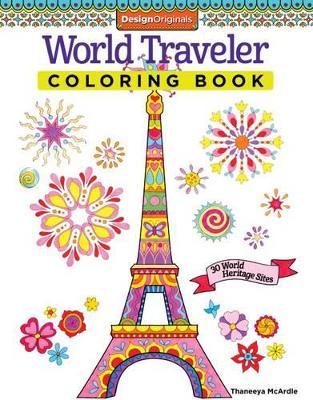 World Traveler Coloring Book book