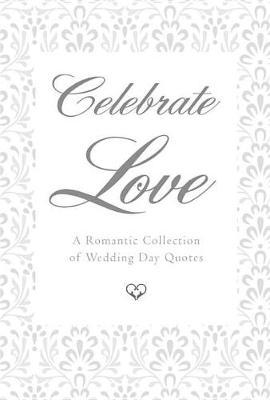 Celebrate Love book