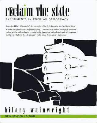 Reclaim the State book