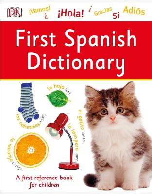 First Spanish Dictionary by DK