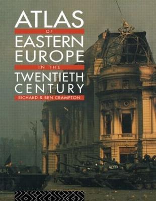 Atlas of Eastern Europe in the Twentieth Century book