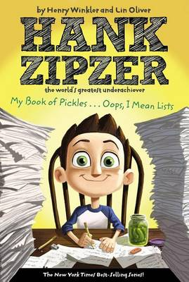 My Book of Pickles... OOPS, I Mean Lists by Lin Oliver