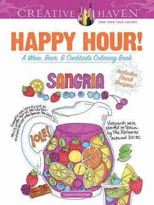 Creative Haven Happy Hour! by Suzanne Anoushian
