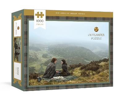 Outlander Puzzle: Officially Licensed 1000-Piece Jigsaw Puzzle: Jigsaw Puzzles for Adults  book