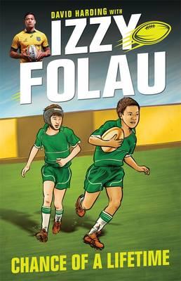 Izzy Folau 1 by Israel Folau