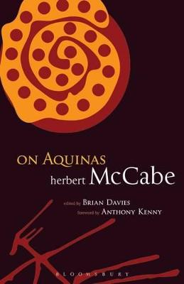 On Aquinas by Herbert McCabe