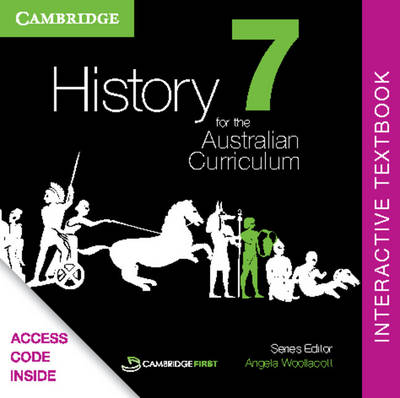 History for the Australian Curriculum Year 7 Interactive Textbook by Angela Woollacott