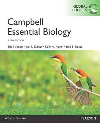 Campbell Essential Biology, Global Edition by Eric J. Simon