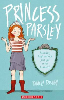 Princess Parsley by Pamela Rushby
