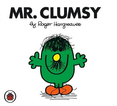 Mr Clumsy by Roger Hargreaves