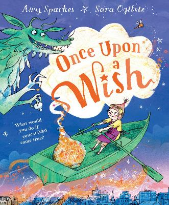 Once Upon a Wish by Amy Sparkes