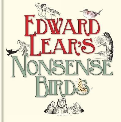 Edward Lear's Nonsense Birds by Edward Lear