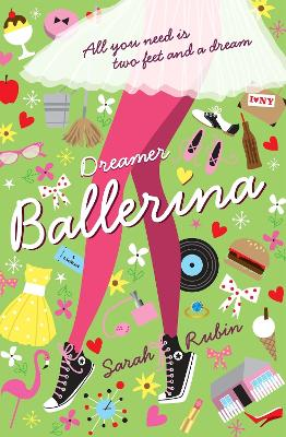 Dreamer Ballerina by Sarah Rubin