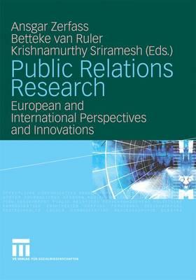 Public Relations Research by Krishnamurthy Sriramesh