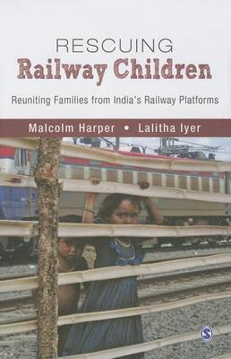 Rescuing Railway Children by Malcolm Harper