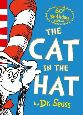 Cat in the Hat by Dr. Seuss