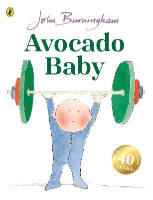 Avocado Baby book