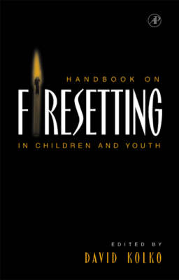 Handbook on Firesetting in Children and Youth book