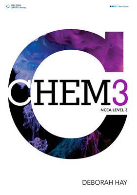 Chem 3 NCEA Level 3 Workbook book