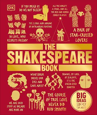The Shakespeare Book by DK