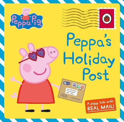 Peppa's Holiday Post book