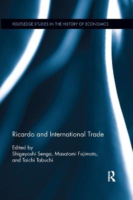 Ricardo and International Trade book