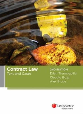 Contract Law - Text and Cases by Bozzi,Bruce,Grolman & Soo Thampapillai