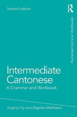 Intermediate Cantonese book