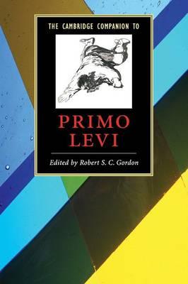 Cambridge Companion to Primo Levi book