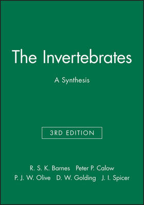 The Invertebrates by Richard. S. K. Barnes