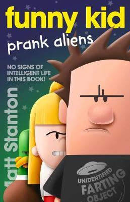 Funny Kid Prank Aliens (Funny Kid, #9) book