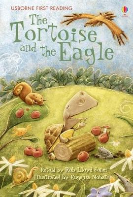The Tortoise and the Eagle by Rob Lloyd Jones