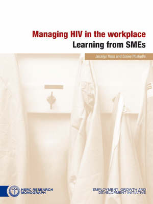 Managing HIV in the Workplace by