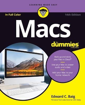 Macs for Dummies, 14th Edition by Edward C. Baig