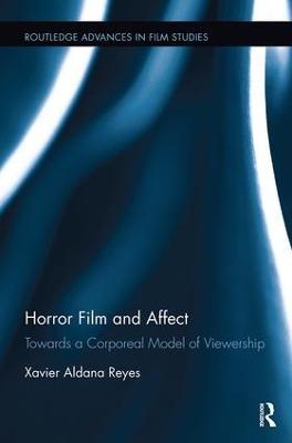 Horror Film and Affect by Xavier Aldana Reyes