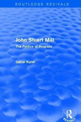 John Stuart Mill by Oskar Kurer