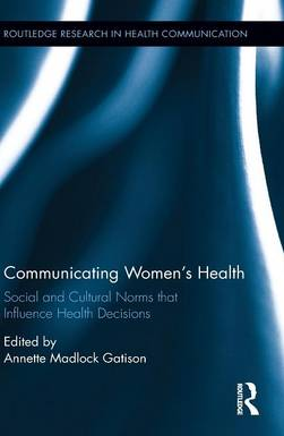 Communicating Women's Health book