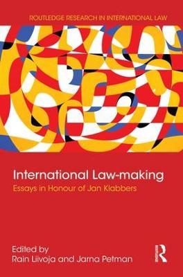 International Law-making by Rain Liivoja