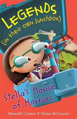 Stella's House of Horrors by Meredith Costain