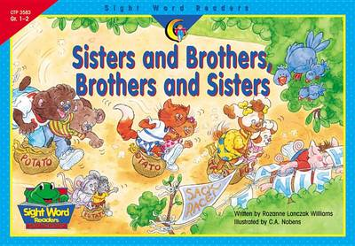 Sisters and Brothers, Brothers and Sisters by Rozanne Lanczak Williams