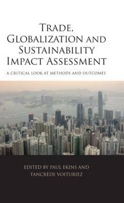 Trade, Globalization and Sustainability Impact Assessment book