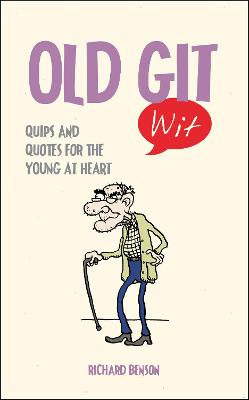 Old Git Wit by Richard Benson