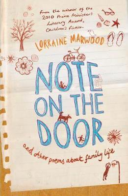 Note On The Door And Other Poems About Family Life by Lorraine Marwood