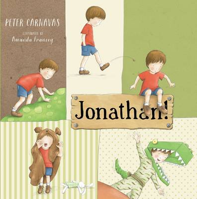 Jonathan! by Peter Carnavas